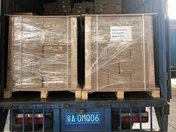 Our high standard packages for shipment