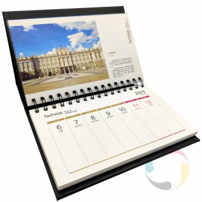 China cheap professional calendar printing services