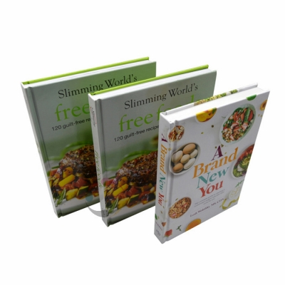 customized my hot hardcover cheap book printing services
