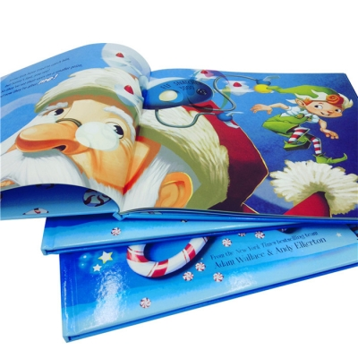 Customized Eco-friendly Coloring Cheap Case Bound Hard Cover Book Printing Children Books Printing Services