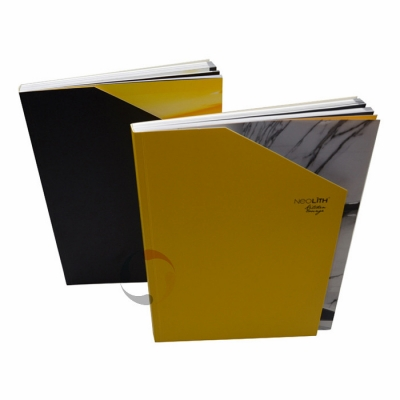 top quality paper printing luxury advertising full color catalog and brochure magzine